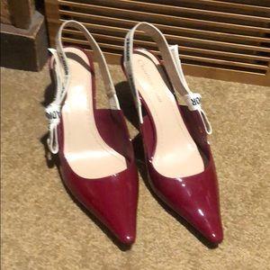 Christian Dior Heels. Worn once.